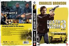 Death Wish 3 (1985) - Michael Winner, Charles Bronson  DVD NEW