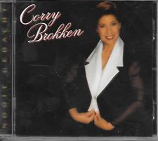 CORRY BROKKEN - Nooit gedacht CD Album 14TR Chanson 1996 Holland
