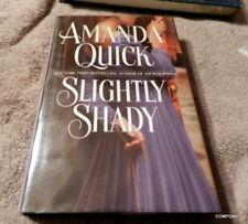 Slightly Shady Amada Quick HC/DJ Copyright 2001 RARE Signed by Author Free Ship