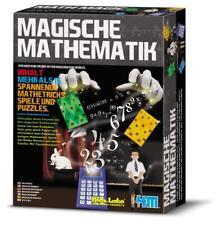 Neu Magische Mathematik Mathe-Tricks Puzzle Lernspiele Natur  Wissen !479