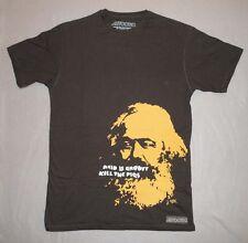 Frank Kozik Mens SMALL Acid is Groovy Artcotic Tee Shirt *BRAND NEW*