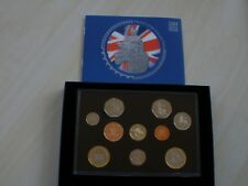 2004 BOXED PROOF SET - 10 COINS - FDC - UK POST FREE