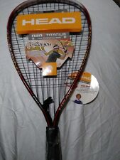 Head Ti Demon Racquetball Racquet - Size 3-5/8 - Nano Titanium New