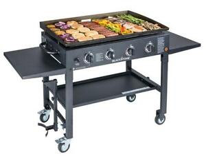 Blackstone 36 In Griddle Cooking Station 4 Burner Backyard Propane Gas Grill