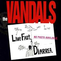The Vandals - Live Fast Diarrhea [New Vinyl]
