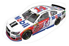 NASCAR #14 Tony Stewart Large Car Decal-NASCAR Wall Decal-NEW for 2016!