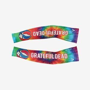 Grateful Dead Rainbow Tie-Dye Thermal Arm Warmers