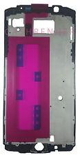Vordere Rahmen Gehäuse LCD Frame Cover Display Samsung Galaxy Note 5 Duos
