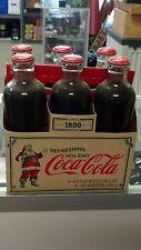 Circa 1899 Limited Edition Coca-Cola 6-9.3 Fl. Oz. Bottles Holiday Smurfit Kappa