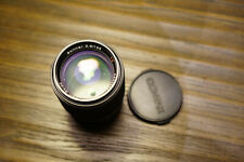 Carl Zeiss Sonnar 135mm f2.8 attacco C/Y, Contax Yashica (WORLD WIDE SHIPPING)