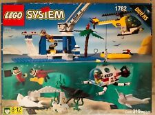 Lego Town Divers 1782 Discovery Station Set  (316 pcs) New SEALED 1997 VGC