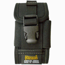 Maxpedition Tactical Clip-On PDA Phone Holster Pouch Black 0112B