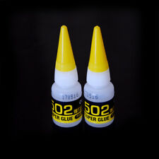 2pcs 502  SUPER GLUE CYANOACRYLATE ADHESIVE XC