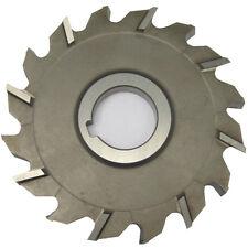 DISCHI per Fresa HSS 125x10mm Trapanazione 32mm 16Z, tipo N, DIN 885-a s10367.43