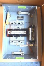 AMERICAN SWITCH 125A LOAD CENTER Circuit Breaker Panel NEW AL12(4-12)MH Main Lug