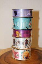 Disney Frozen Satin Ribbon - 41 Feet - 5 Patterns