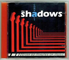 The SHADOWS - The Compact Shadows - CD - UK's Greatest Guitar Group / 18 Songs
