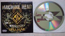 Machine Head – 🔥 HELLALIVE 🔥 CD ROADRUNNER RR PROMO 650 Cardboard Pochette