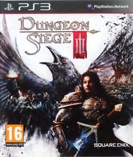 DUNGEON SIEGE III PS3 Game