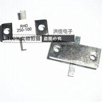 RF Termination Microwave Resistor Dummy Load RFP ,250W 100 ohm , RHD250-100