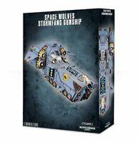 Warhammer 40K-Space Wolves - Stormfang Gunship -Brand New Sealed - Free Shipping