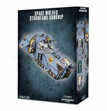 Warhammer 40K-Space Wolves - Stormfang Gunship -Brand New Sealed - Free Shipping