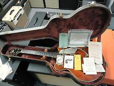 "Gretsch 6122 model 1963-64 authentic ""George Harrison"" model w/ orig paperwork"