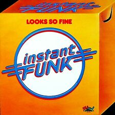 LP - INSTANT FUNK - LOOKS SO FINE (BOOGIE FUNK) NUEVO - NEW, STOCK STORE