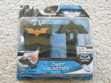 BATMAN **THE DARK KNIGHT RISES** DART LAUNCHER - CLIPS ON TO UTILITY BELT -- NEW