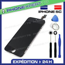 VITRE TACTILE IPHONE 5C + ECRAN LCD SUR CHASSIS + OUTILS + NOTICE