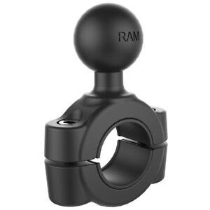 "RAM Torque Base with 1"" Ball for 3/4"" - 1"" Diameter Handlebar / Rail"