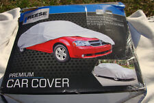 Reese Secure 9530200 Premium Car Cover, Fits Full Size Cars