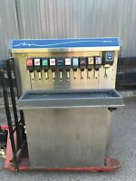 Follett Soda machine coke coca cola pepsi double sided - send best offer