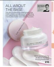 Avon - LISA ARMSTRONG - Vitamin Primer - All about the base - New and Exclusive