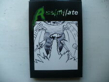 NES NTSC Assimilate CIB game Homebrew