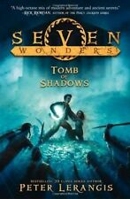 The Tomb of Shadows (Seven Wonders, Book 3), Lerangis, Peter, New Book