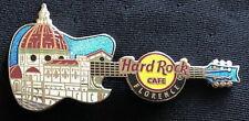 Hard Rock Cafe Florence - Duomo Horizontal Guitar Pin