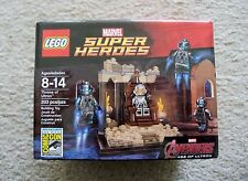 LEGO Super Heroes Avengers - Rare Original Exclusive SDCC 2015 Throne Of Ultron