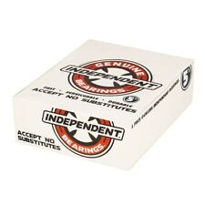 Independent Genuine Abec 5 Skateboard Speed Bearings set of 8 by Indy Trucks