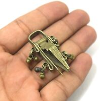 Indian Vintage Spike Removing Tweezers Multifunctional Miniature Tool G47-351 US