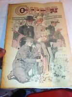 Vintage Comfort Magazine  May 1927 Civil War tribute Hositorical