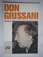 Don GiussaniBosco teresioElledicieroi22 Libro religione biografia nuovo 101
