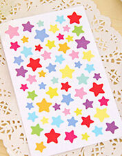504 small pcs Star pattern Label Stickers Diary Planner Scrapbook for Kids