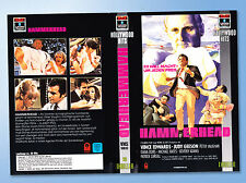 HAMMERHEAD Peter Vaughn VHS Vince Edwards THRILLER David Prowse KULT no DVD rar