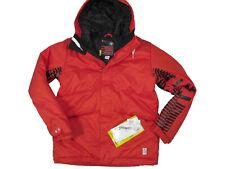 NEW Burton TWC Shaun White The Puffy Jacket!  L  Red with Black Stripe  Runs Big