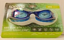 New ListingSpeedo Kids Swim Goggles Ages 3-8