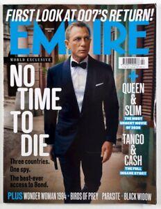 DANIEL CRAIG NO TIME TO DIE BONG JOON-HO PARASITE EMPIRE MAGAZINE February 2020