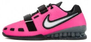 Nike Romaleos 2 Weightlifting Shoes Boots Powerlift Trainers 476927-601