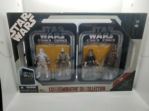 Star Wars Hasbro Commemorative Tin Snow-trooper Luke Han Solo Chewbacca 5of6 NEW