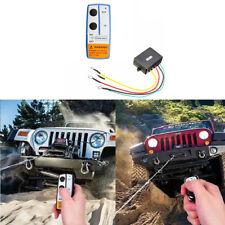 New listing Wireless Winch Remote Control Kit for Truck Utv Atv Suv 12V Switch Hand ux